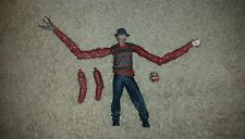 A Nightmare on Elm Street series 1 Freddy Krueger with long arms NECA MINT COMPL