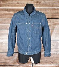 Levi's engineered hommes jeans veste en jean taille l, authentique