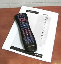 RCA RCU800B SystemLink 8 AV 8 Device Universal Remote Control Including Manual