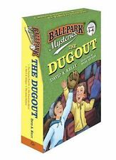 Ballpark Mysteries: the Dugout Boxed Set (books 1-4) by David A. Kelly (2016,...