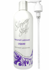 Slippery Stuff Water Based Anal and Vaginal Lubricant Lube 16 Ounce