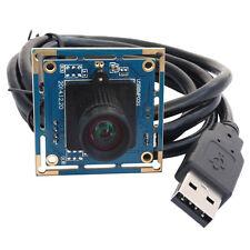 8MP HD USB Camera Module Board IMX179 Color CMOS Sensor 75Degree Lens Medical