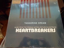 LP Tangerine Dream  Heartbreakers  OST   STILL SEALED/OVP  Virgin Germany