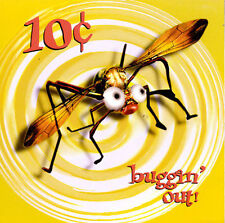 10 CENTS Buggin' Out CD (ten cents)