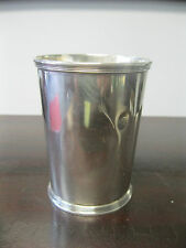 BOARDMAN Sterling Julep Cup, threaded rim & base #64 no mono