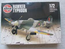 Airfix 01027 Hawker Typhoon  1:72 neu  Kombiversand möglich