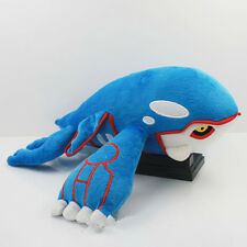 Large size Pokemon Kyogre Plush Toy Stuffed Doll For Baby kids Gifts 14inch 37cm
