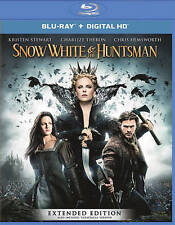 SNOW WHITE AND THE HUNTSMAN Used Blu-Ray
