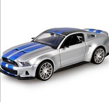 Maisto 1:24 Need for Speed 2014 Ford Mustang Diecast Model Roadster Car New