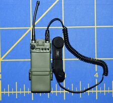 """1:6 Green Walkie-Talkie HT Field Phone Radio for 12"""" Action Figures C-266"""