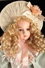 """Kingstate the Dollcrafter Emily Graham's Belles Bebes ERICA  25"""" Bisque Doll"""