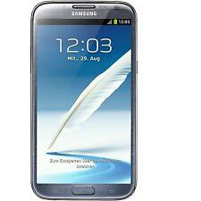 """Samsung Galax Note II 2 16GB N7100 8MP 5.5"""" 3G Android Sbloccato italiano grigio"""