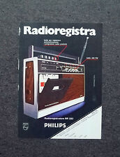 K592- Advertising Pubblicità -1973- PHILIPS RADIOREGISTRATORE RR 332