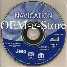 AF Update 2002 2003 2004 2005 2006 Dodge Caravan & SXT SE RB1 Navigation DVD Map