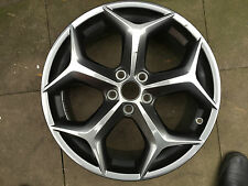 "GENUINE FORD FOCUS ST 250 MK2 MK3 18"" INCH RADO GREY ALLOY WHEEL F1EC-1007-H1A"