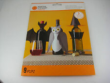 Martha Stewart Crafts - Halloween - Bottle Decorations - ANIMAL MASQUERADE