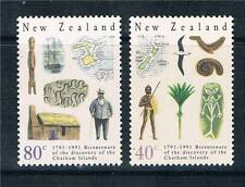 New Zealand 1991 Chatham Islands SG1585/6 MNH