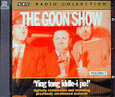 The Goon Show Classics: Ying Tong iddle-i-po! (Previously Volume 7): 2 cd AUDIO