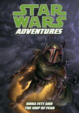 Star Wars Adventures: Boba Fett and the Ship of Fear 2011, TPB Dark Horse Comics