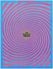 THE BLACK KEYS Turn Blue Ltd Ed New RARE Mini-Poster Display +FREE Punk Stickers