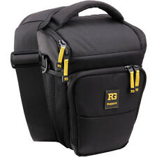 RG Pro 65 DSLR camera case bag for Nikon D90 D80 with battery grip + zoom lens