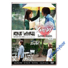 """BUY 5 GET 1 FREE""  Love Rain- Korean Drama (5DVDs) Excellent English Subtitles!"