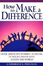 Catherine Poelman - How To Make A Difference (2002) - Used - Trade Paper (P