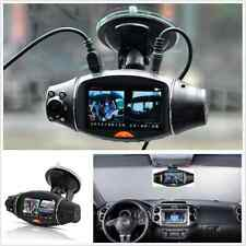R310 Dual Lens Dash Cam In Car Camera Video Recorder Car DVR G-sensor GPS Logger