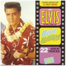 ELVIS PRESLEY/OST - BLUE HAWAII  CD  22 TRACKS ORIGINAL SOUNDTRACK  NEU