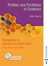 Profiles and Portfolios of Evidence: with CD-Rom - Foundations in Nursing and H
