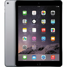 Apple iPad Air de 2 De 64 Gb, Wi-fi, 9.7 in-espacio Gris (Último Modelo) - Grado A