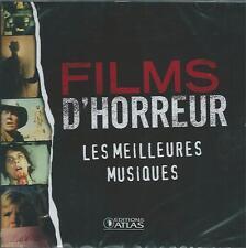 FILMS D'HORREUR - Les meilleurs musiques - L'Exorciste, Christine, Vendredi 13..