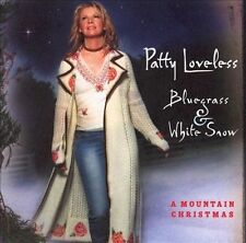 Patty Loveless : Bluegrass & White Snow (CD) (2002)