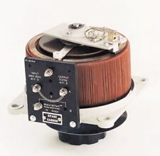 Transformador Variable 10A 240V, abierto tipo Variac 10 Amp