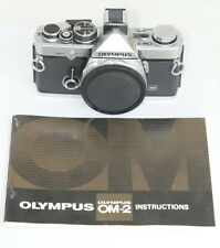 OLYMPUS OM-2 OM2 CAMERA FLASH SHOE 2 35mm SLR BODY  FOR ZUIKO