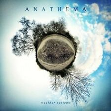 "ANATHEMA ""WEATHER SYSTEMS (LIMITED)"" VINYL LP NEW+"