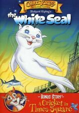 White Seal/A Cricket in Times Square (2005, DVD NEUF)