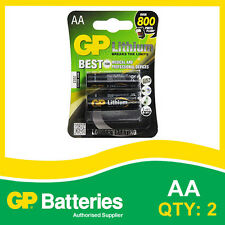 GP Lithium AA Battery card of 2 [CAMERAS, MEDICAL EQUIPMENT BATTERIES + OTHERS]