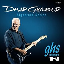 3 Pack!  GHS David Gilmour Signature Blue Set Electric Guitar Strings GB-DGF DGF