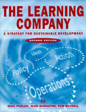 The Learning Company: A Strategy for Sustainable Devel