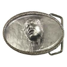 Star Wars Han Solo In Carbonite Belt Buckle - Free Shipping Worldwide