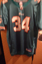 Reebok Ricky Williams Miami Dolphins Jersey Boys