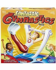 Hasbro Fantastic Gymnastics Game Stick The Landing With The Gymnast HOT GAME