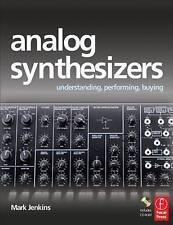 Analog Synthesizers, Mark Jenkins