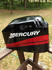Mercury Outboard 25 - 250 HP Mercury outboard MERCURY BOAT MOTOR COWL decal set