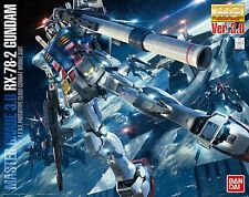 Gundam 1/100 MG RX-78-2 Ver. 3.0 Gundam Model Kit USA Seller