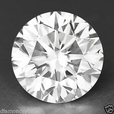 0.50 Cts RARE UNTREATED SPARKLING WHITE COLOR NATURAL LOOSE DIAMONDS- SI1