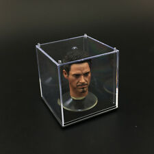 1:6 Scale Head Display Case Dust Cover Box For 1/6 Head Sculpt Model