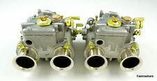 WEBER 40 DCOE 151 PAIR CARBS/ CARBURETTORS LOTUS TWINCAM & FORD X/FLOW, KITCARS