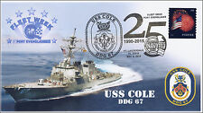2015, USS Cole, Naval, DDG 60, Pictorial, event, 25 Year, 15-145